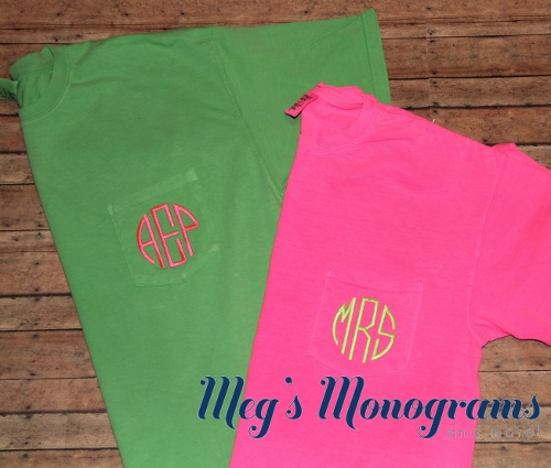 Comfort Colors Short Sleeve with Pocket